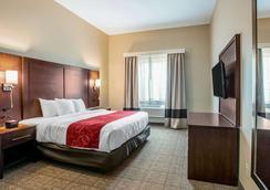 Comfort Suites - Fishkill - Bedroom