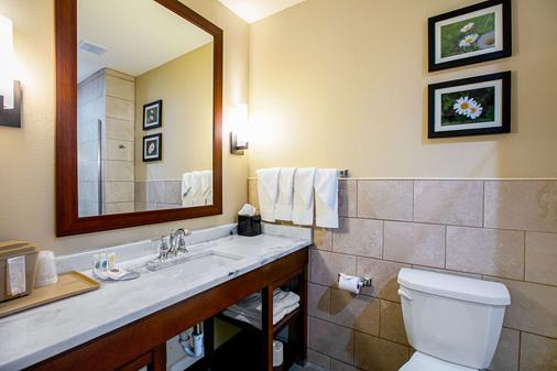 Comfort Suites - Fishkill - Bathroom