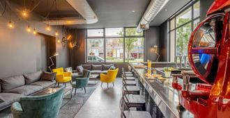 Campanile Caen Centre - Gare - Caen - Restaurant