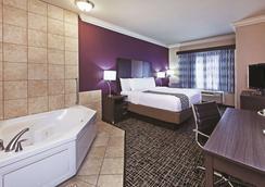 La Quinta Inn & Suites by Wyndham Corpus Christi-N Padre Isl - Corpus Christi - Bedroom
