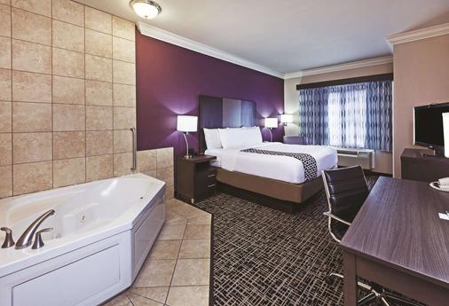 La Quinta Inn & Suites by Wyndham Corpus Christi-N Padre Isl - Corpus Christi - Makuuhuone