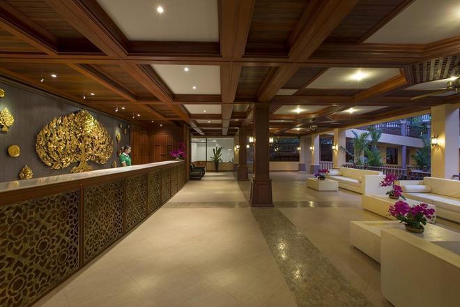 卡塔海灘查納萊花園渡假村 - 卡隆 - 卡倫海灘 - 大廳