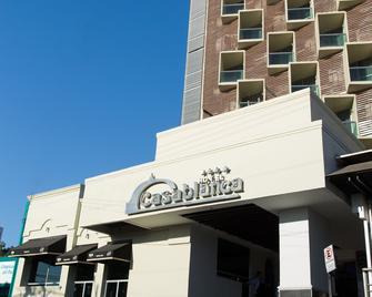 Hotel de Casablanca Lazcar - Lazaro Cardenas - Building
