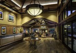 Creekside Inn - Bishop - Lobby