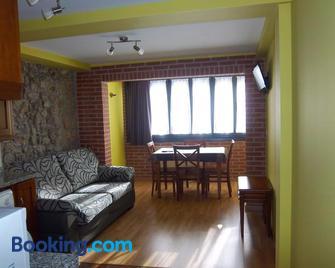 Apartamentos Entrepalacios - Avilés - Wohnzimmer