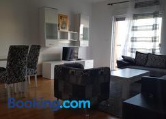 Zebra - Podgorica - Sala de estar