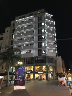 Hotel Adonis Capital - Санта-Крус-де-Тенерифе - Здание