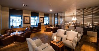 Hotel Les Nuits - Antwerpen - Lounge