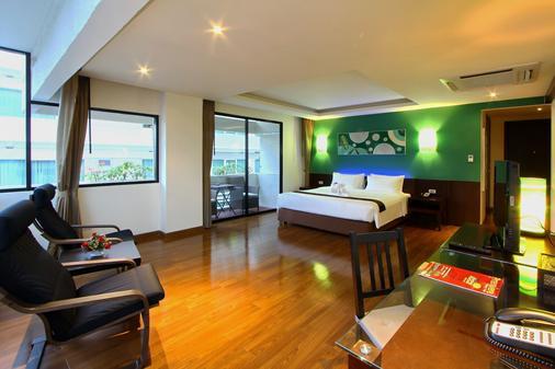 Hotel Mermaid Bangkok - Μπανγκόκ - Κρεβατοκάμαρα