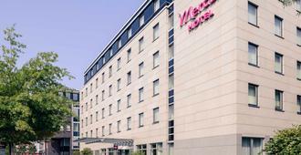 Mercure Hotel Düsseldorf City Nord - Düsseldorf - Byggnad