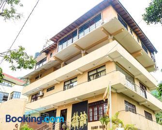 Kandy View Hotel - Kandy - Rakennus