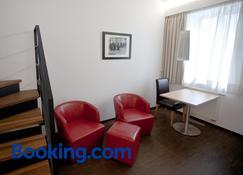 Apart2Stay - Luxemburg - Wohnzimmer