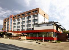 Hotel Turiec - Мартин - Здание