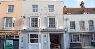 The White Horse - Maldon - Building