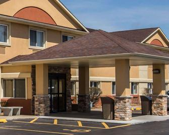 Quality Inn & Suites South - Joliet - Κτίριο
