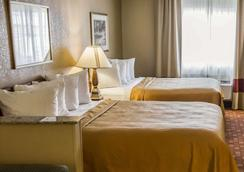 Quality Inn & Suites South - Joliet - Makuuhuone