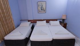 Off Day Inn - Malé - Bedroom