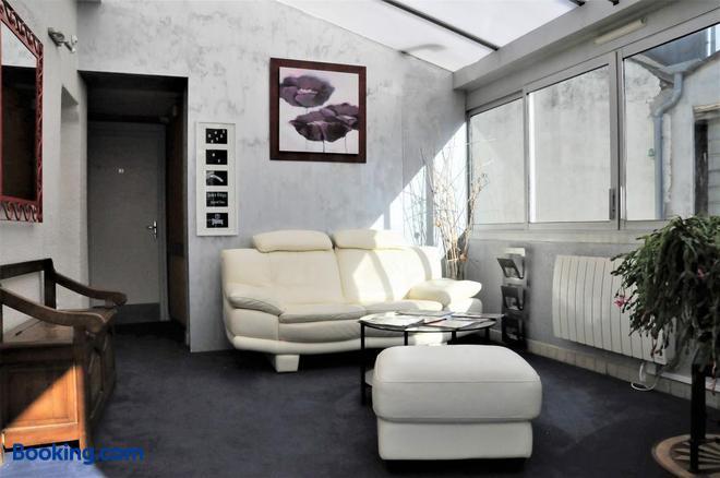 Hôtel Saint Jean - Tours - Living room