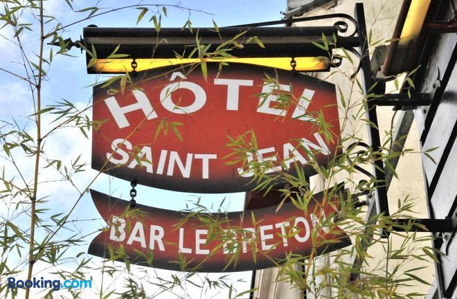 Hôtel Saint Jean - Tours - Outdoors view