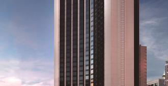 Shangri-la Hotel, Shenzhen - Shenzhen - Edificio