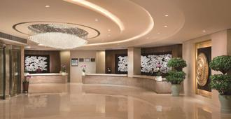 Shangri-La Shenzhen - שנג'ן - דלפק קבלה