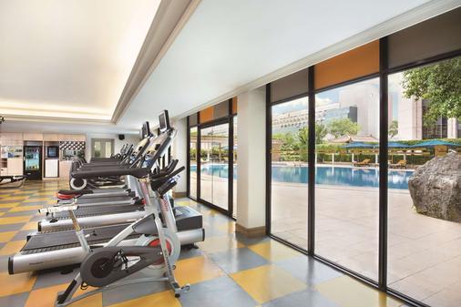 Shangri-La Hotel, Shenzhen - Shenzhen - Gym