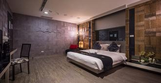 Walker Hotel Sanchong Zhengyi Branch - Taipei - Bedroom