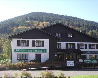 Hôtel Restaurant les Bruyères - Ventron - Building