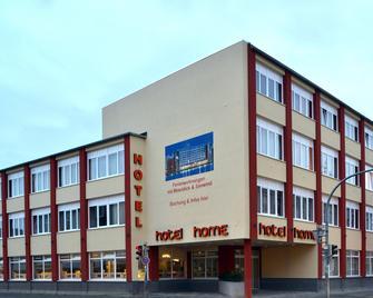 Home Hotel - Wilhelmshaven - Gebouw