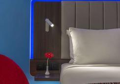 麗笙克拉克公園旅館 - 安赫勒斯市 - 安吉利斯 - 臥室
