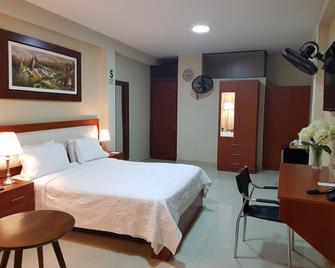Hotel San Antonio - Bagua Grande - Bedroom