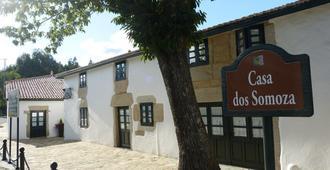 Casa de Los Somoza - Melide - Gebäude