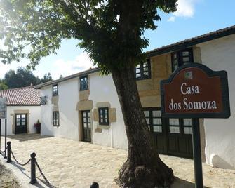 Casa de Los Somoza - Melide - Gebouw