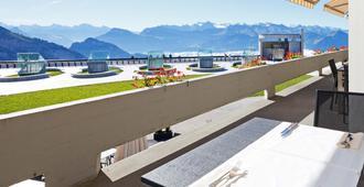 Rigi Kaltbad Swiss Quality Hotel - Weggis - Balcón