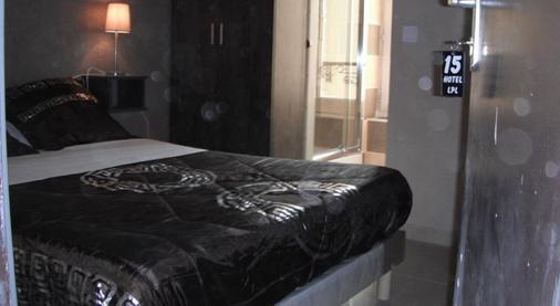 LPL Paris Hotel - Paris - Bedroom