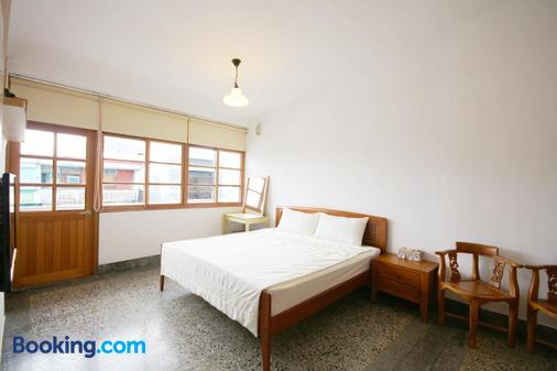 Little Time Guesthouse - Taitung City - Bedroom