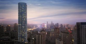 JW Marriott Chongqing - Çongçing - Dış görünüm
