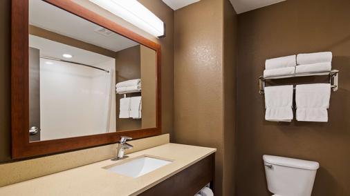 貝斯特韋斯特科珀斯克里斯蒂西北套房酒店 - 柯柏斯克里斯提 - 科珀斯克里斯蒂 - 浴室