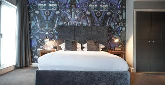 Malmaison Hotel Leeds - לידס - חדר שינה