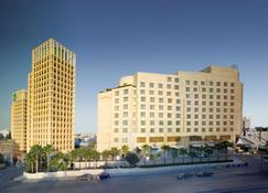 Grand Hyatt Amman - Amman - Building
