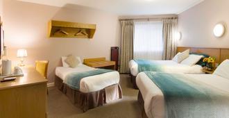 Great National Commons Inn Hotel - Cork - Bedroom
