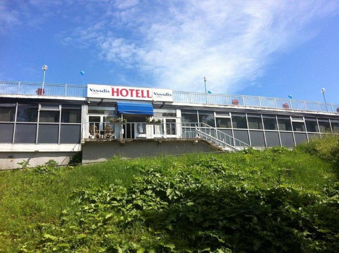 Vanadis Hotell & Bad - Estocolmo - Edificio