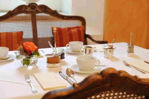 Hotel Splendid-Dollmann - Munich - Dining room