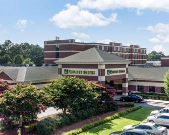 Quality Suites Lake Wright - Norfolk Airport - Norfolk - Byggnad