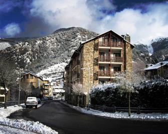 Hotel la Planada - Ordino - Gebäude