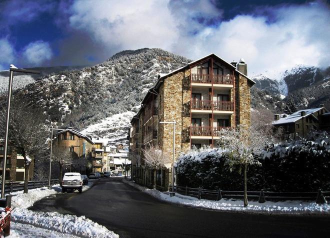 Hotel la Planada - Ordino - Edificio