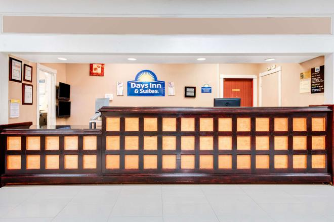 拉雷多戴斯套房酒店 - 拉雷多 - 拉雷多 - 櫃檯