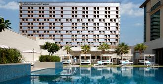 Intercontinental Hotels Bahrain - Manamah - Gebouw