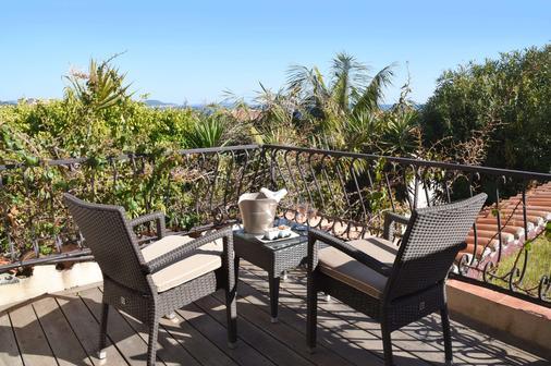 Best Western PLUS La Corniche - Toulon - Balkon