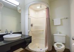 Motel 6 Rochester - Mn - Rochester - Bathroom